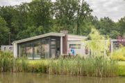 Vakantiehuis aan het water nabij Amerongen