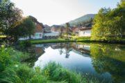 Vakantiehuizen bij een meertje in Oostenrijk