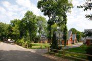 Vakantiehuisjes op een park van Landal