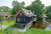 Vakantiehuisje bij Reeuwijkse Plassen en veel groen