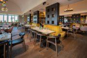 Restaurant op het vakantiepark van Landal Hof van Saksen