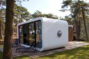 Duurzaam vakantiehuis op de Veluwe