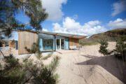 Modern vakantiehuis op een park bij Zandvoort