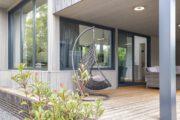 Favoriete plek, deze hangstoel tijdens je weekendje weg in Twente