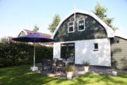 Vakantiehuis in Egmond met terras in de zonnige tuin