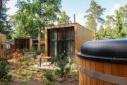 Hot tub te huur bij de tiny houses