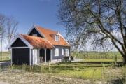 Charmant vakantiehuis op het Zeeuwse platteland