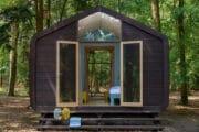 Vakantiehuisje in het bos bij Apeldoorn