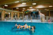 Zwembad op vakantiepark de Beekse Bergen