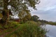 Cottages aan de waterkant