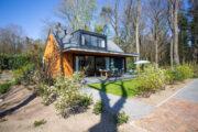 Nieuwbouw vakantiehuis met tuin