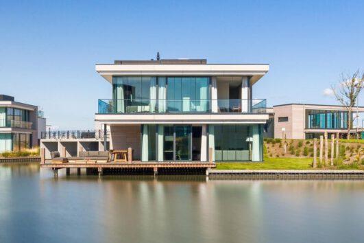Luxe villa's aan het Veerse Meer, voor een vakantie of weekendje weg