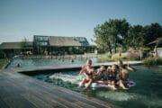 Zwembad van de Klepperstee