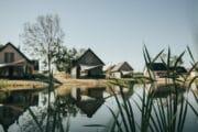 Luxe vakantiehuizen aan de waterkant