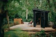 BIjzonder vakantiehuis in het bos in België