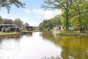 Waterpartij op Landal vakantiepark