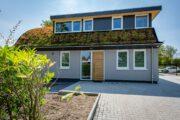 Modern vakantiehuis in Zeeland