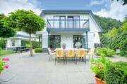 Vakantiehuis met tuinmeubilair