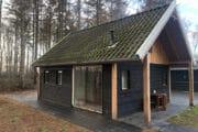 Vakantiehuis in het bos in Rheezerveen in Overijssel