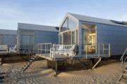 Weekendje weg in moderne strandhuisjes in Julianadorp
