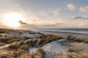 Verblijf met uitzicht op het strand bij strandhuisjes in Julianadorp