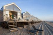 vakantie in 6-persoons strandhuisje in Julianadorp