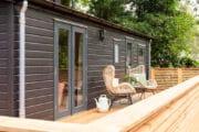 Verblijf met veranda bij Tiny House in Oisterwijk