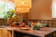 Verblijf met warm interieur bij Tiny House in Oisterwijk