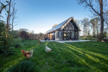2-persoons vakantiehuisje in Biggekerke in Zeeland