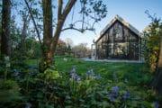 Het 2-persoons vakantiehuisje in Biggekerke heeft een privé tuin