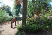 Speeltuin op het kleinschalige vakantiepark in de Achterhoek