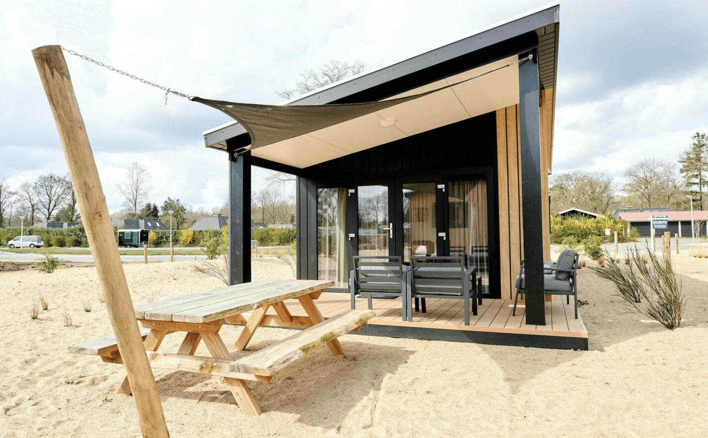 Verblijf bij vakantiepark de IJsvogel in Zandlogde op de Veluwe
