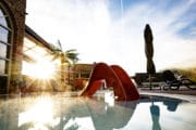 Verblijf met zwembad Dormio Resort Eifeler Tor in Heimbach, Duitsland