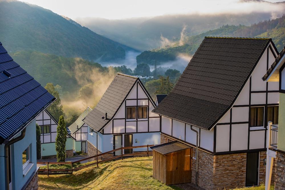 Romantisch weekendje weg bij Dormio Resort Eifeler Tor in Heimbach, Duitsland
