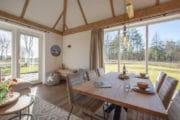 Verblijf in luxe boerderijen op vakantiepark de Heihorsten in Brabant