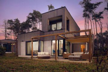 Vakantie in luxe cottages op Center Parcs resort Terhills in België