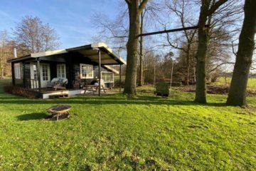 Vakantie in blokhut in Overijssel