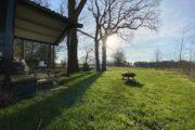 Verblijf met mooi uitzicht bij Blokhut in Beckum