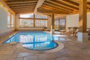Verblijf met zwembad bij Oasis Princess Bergfrieden in Oostenrijk