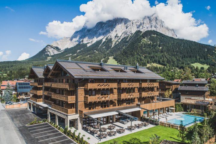 Luxe vakantie bij PURE resort Ehrwald in Oostenrijk