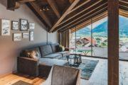 Verblijf met uitzicht bij PURE resort Ehrwald in Oostenrijk