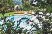 Verblijf met zwembad bij PURE resort Ehrwald in Oostenrijk