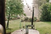 Overnachten in natuurhuisje met gezellige tuin in Drantum