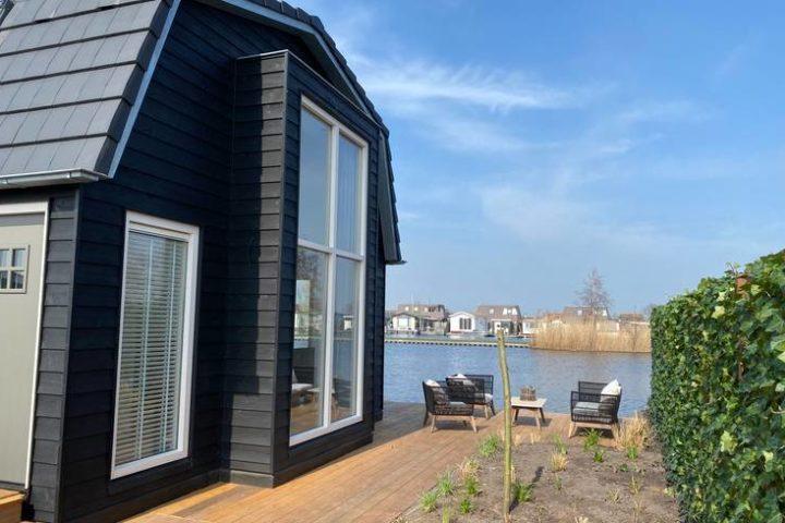 Modern vakantiehuis in Breukelen