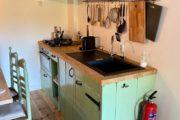 Verblijf in de natuur bij Tiny house in Maasbommel