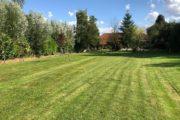 Verblijf met grote tuin bij Tiny house in Maasbommel